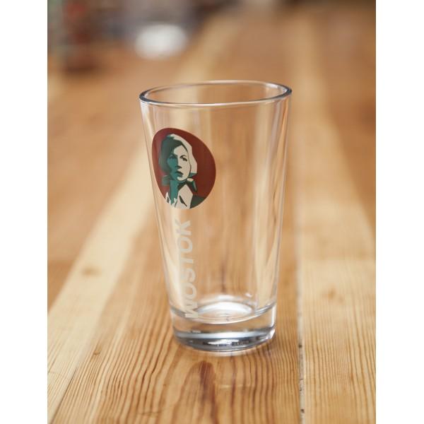 Wostok-Glas 0,2l (12 Stück)