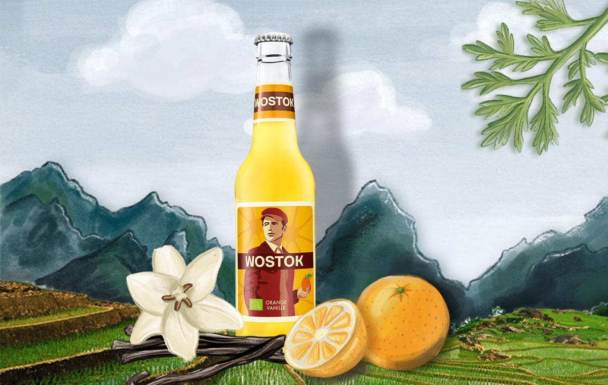 Wostok Orange-Vanille (BIO)