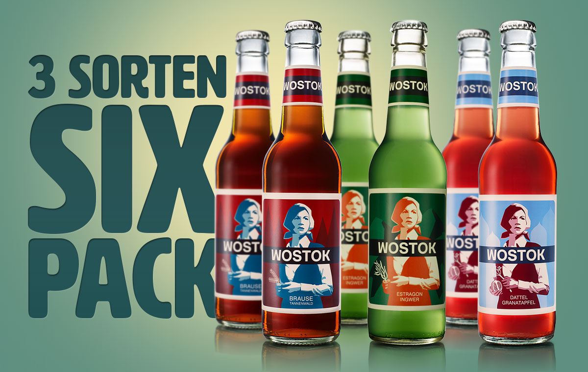 Wostok Six-Pack Standard