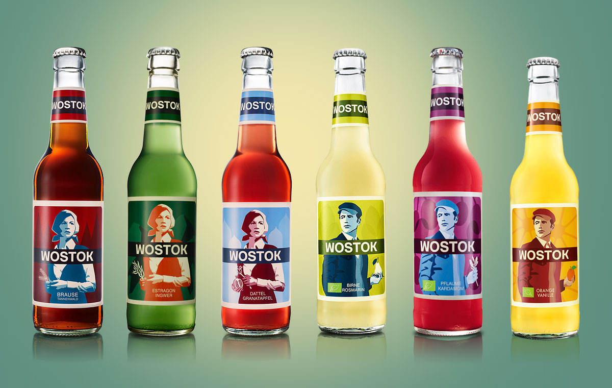 Wostok Six-Pack