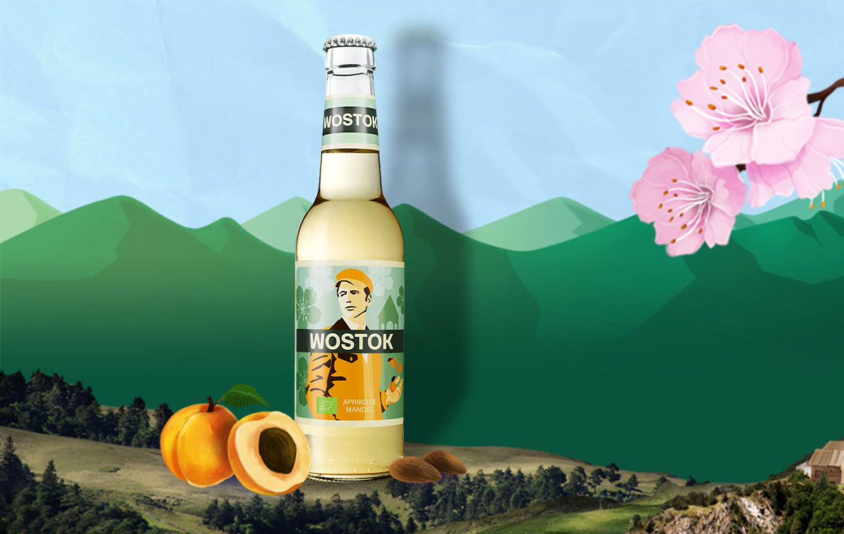 Wostok Aprikose-Mandel (BIO)