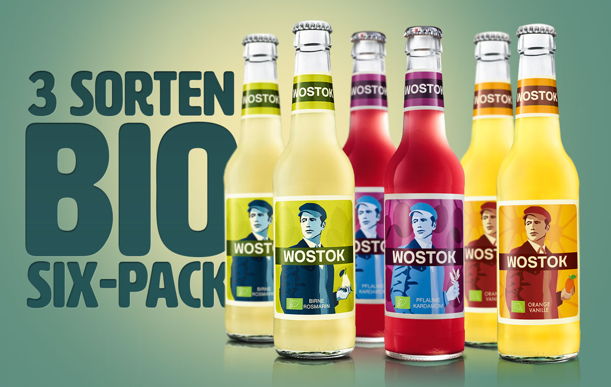 Wostok Six-Pack BIO