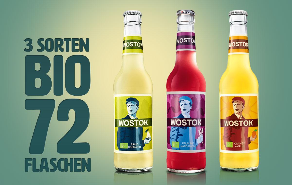 Wostok BIO-Trio